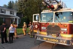 House Fire, 14 West Cherry Street, Tresckow, 8-17-2015 (7)