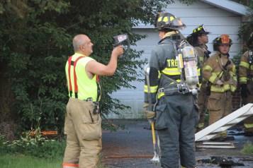 House Fire, 14 West Cherry Street, Tresckow, 8-17-2015 (77)