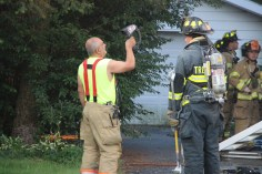 House Fire, 14 West Cherry Street, Tresckow, 8-17-2015 (80)