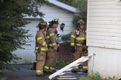 House Fire, 14 West Cherry Street, Tresckow, 8-17-2015 (93)
