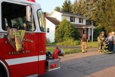 House Fire, 14 West Cherry Street, Tresckow, 8-17-2015 (95)