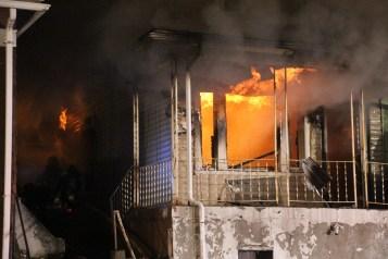 House Fire, 40-42 West Water Street, US209, Coaldale, 8-4-2015 (147)