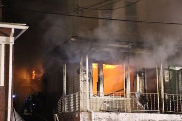House Fire, 40-42 West Water Street, US209, Coaldale, 8-4-2015 (149)