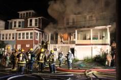 House Fire, 40-42 West Water Street, US209, Coaldale, 8-4-2015 (172)
