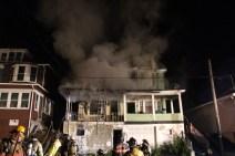House Fire, 40-42 West Water Street, US209, Coaldale, 8-4-2015 (194)