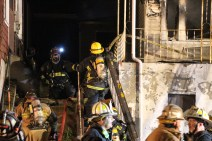House Fire, 40-42 West Water Street, US209, Coaldale, 8-4-2015 (197)