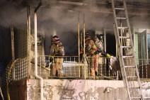 House Fire, 40-42 West Water Street, US209, Coaldale, 8-4-2015 (202)