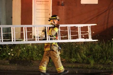 House Fire, 40-42 West Water Street, US209, Coaldale, 8-4-2015 (214)