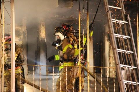 House Fire, 40-42 West Water Street, US209, Coaldale, 8-4-2015 (238)