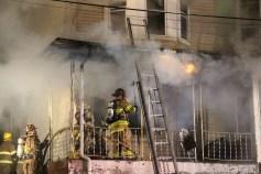 House Fire, 40-42 West Water Street, US209, Coaldale, 8-4-2015 (242)