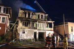 House Fire, 40-42 West Water Street, US209, Coaldale, 8-4-2015 (370)