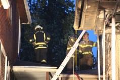 House Fire, 40-42 West Water Street, US209, Coaldale, 8-4-2015 (412)