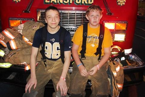 House Fire, 40-42 West Water Street, US209, Coaldale, 8-4-2015 (429)