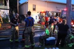 House Fire, 40-42 West Water Street, US209, Coaldale, 8-4-2015 (432)