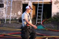 House Fire, 40-42 West Water Street, US209, Coaldale, 8-4-2015 (448)