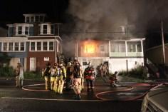 House Fire, 40-42 West Water Street, US209, Coaldale, 8-4-2015 (47)