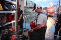 House Fire, 40-42 West Water Street, US209, Coaldale, 8-4-2015 (485)