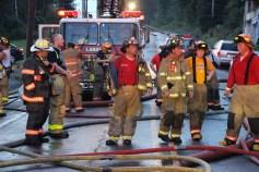 House Fire, 40-42 West Water Street, US209, Coaldale, 8-4-2015 (487)