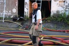 House Fire, 40-42 West Water Street, US209, Coaldale, 8-4-2015 (503)