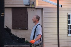 House Fire, 40-42 West Water Street, US209, Coaldale, 8-4-2015 (510)