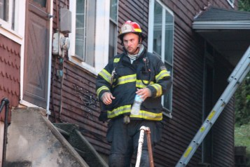 House Fire, 40-42 West Water Street, US209, Coaldale, 8-4-2015 (531)