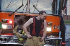 House Fire, 40-42 West Water Street, US209, Coaldale, 8-4-2015 (536)