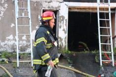 House Fire, 40-42 West Water Street, US209, Coaldale, 8-4-2015 (542)