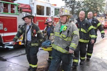 House Fire, 40-42 West Water Street, US209, Coaldale, 8-4-2015 (577)