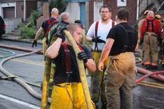 House Fire, 40-42 West Water Street, US209, Coaldale, 8-4-2015 (629)