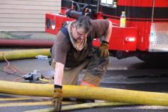 House Fire, 40-42 West Water Street, US209, Coaldale, 8-4-2015 (630)