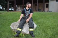 House Fire, 40-42 West Water Street, US209, Coaldale, 8-4-2015 (641)