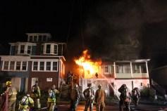 House Fire, 40-42 West Water Street, US209, Coaldale, 8-4-2015 (66)