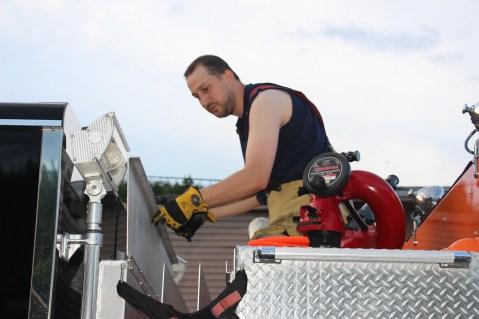 House Fire, 40-42 West Water Street, US209, Coaldale, 8-4-2015 (697)