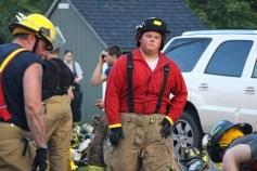 House Fire, 40-42 West Water Street, US209, Coaldale, 8-4-2015 (740)