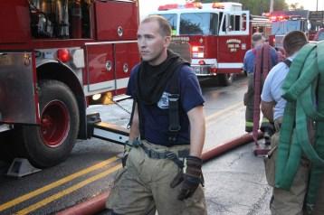 House Fire, 40-42 West Water Street, US209, Coaldale, 8-4-2015 (744)