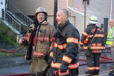 House Fire, 40-42 West Water Street, US209, Coaldale, 8-4-2015 (776)