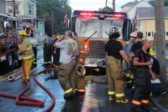 House Fire, 40-42 West Water Street, US209, Coaldale, 8-4-2015 (784)