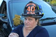 House Fire, 40-42 West Water Street, US209, Coaldale, 8-4-2015 (806)