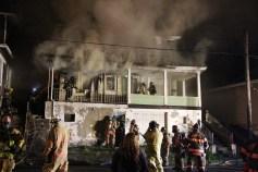 House Fire, 40-42 West Water Street, US209, Coaldale, 8-4-2015 (89)