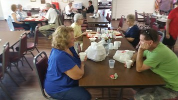 Lasagna Dinner Fundraiser, Trinity United Church of Christ, Tamaqua, 8-23-2015 (18)