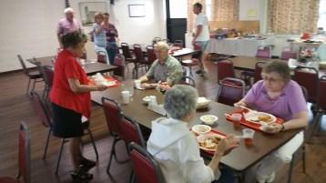 Lasagna Dinner Fundraiser, Trinity United Church of Christ, Tamaqua, 8-23-2015 (19)