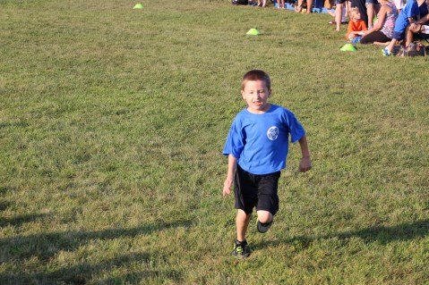 Meet the Tamaqua Youth Soccer Players, Tamaqua Elementary School, Tamaqua, 8-7-2015 (402)
