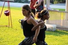 Music In The Park, Salvation Army performs, via Lansford Alive, Kennedy Park, Lansford (119)