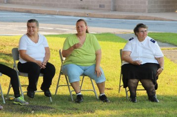 Music In The Park, Salvation Army performs, via Lansford Alive, Kennedy Park, Lansford (30)