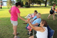 Music In The Park, Salvation Army performs, via Lansford Alive, Kennedy Park, Lansford (36)