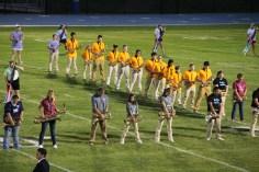 Raider Marching Band during Fall Meet The Raiders, TASD Sports Stadium, Tamaqua, 8-26-2015 (107)