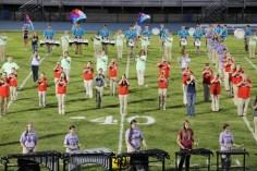Raider Marching Band during Fall Meet The Raiders, TASD Sports Stadium, Tamaqua, 8-26-2015 (138)