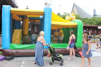 Salvation Army Kidz Karnival, Kids Carnival, Train Station Lot, Tamaqua, 8-4-2015 (11)