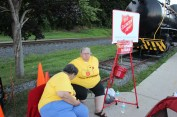 Salvation Army Kidz Karnival, Kids Carnival, Train Station Lot, Tamaqua, 8-4-2015 (122)