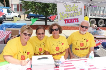 Salvation Army Kidz Karnival, Kids Carnival, Train Station Lot, Tamaqua, 8-4-2015 (21)